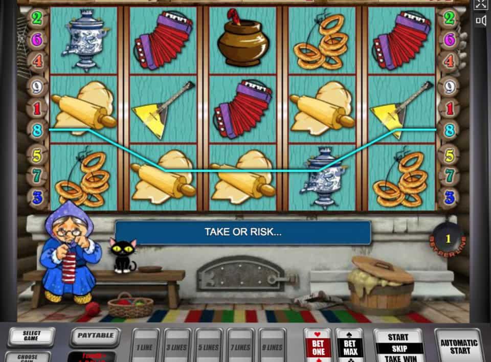 Стратегии игровых автоматов